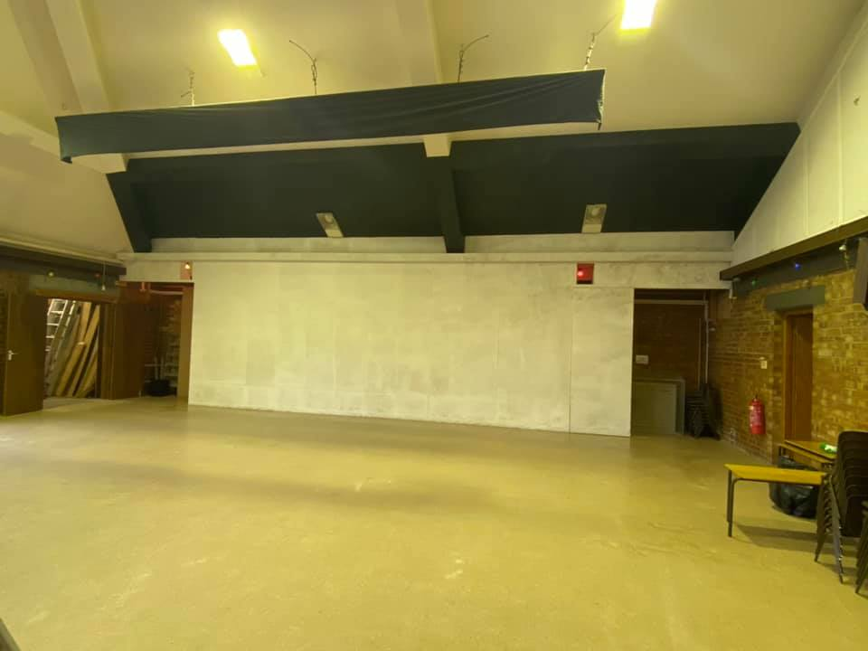 Stage paint 4